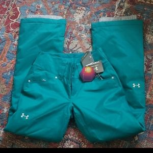 NWT Under Armour Storm 3 Snowboard pants XS